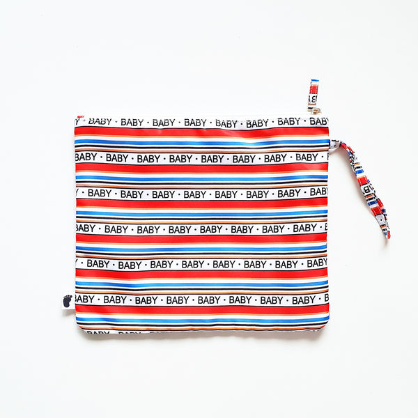 NAPPY CLUTCH HOLIDAY