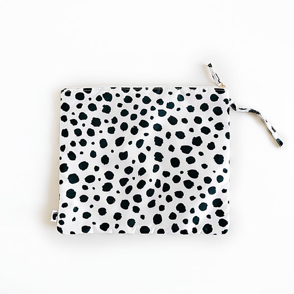NAPPY CLUTCH PETIT CHEETAH