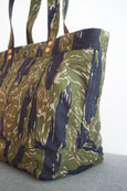 Tiger Stripe Camo Tote - Sold Out