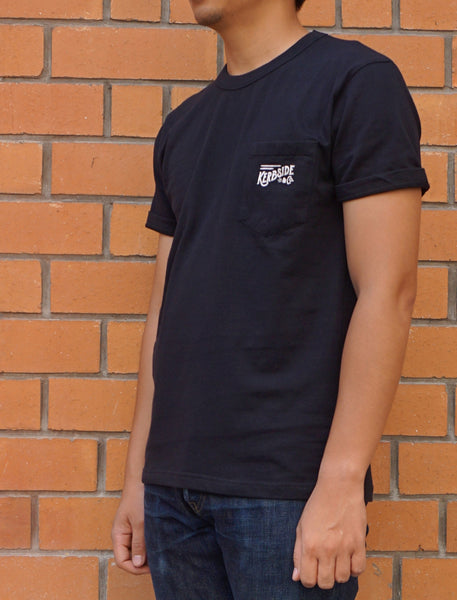 One wash Pocket Tee