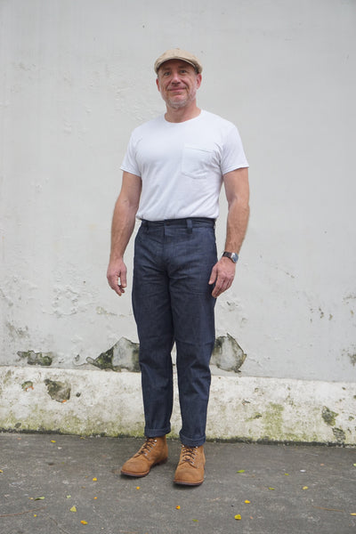 SAWYER     Deck Pants