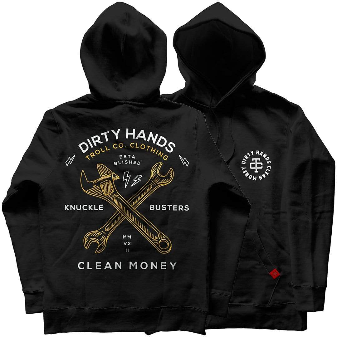 Twisting Wrenches Hoodie