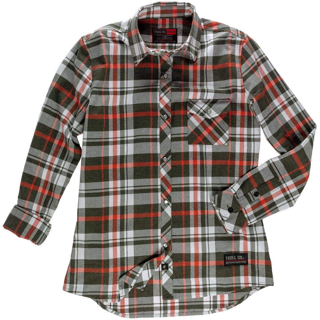 Women's Palmer Flannel