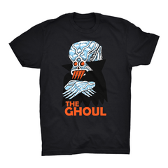 CLASSIC GHOUL T-SHIRT, Apparel, The Ghoul, Justin Ishmael - Justin Ishmael