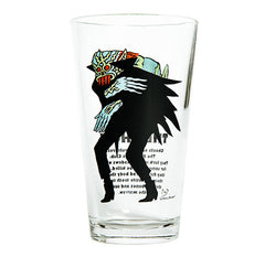 THE GHOUL PINT GLASS