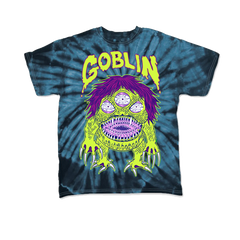 CRITTER T-SHIRT - Tie-Dye (Youth), Apparel, Goblin, Justin Ishmael - Justin Ishmael