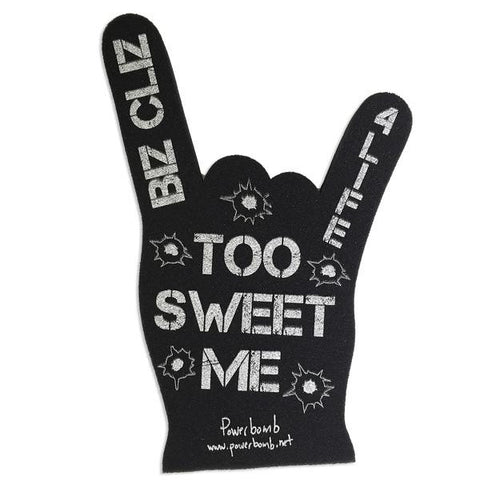TOO SWEET Foam Hand, Other, Powerbomb, Justin Ishmael - Justin Ishmael