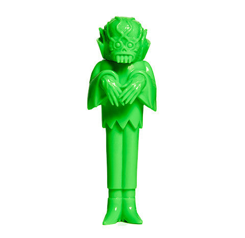 THE GHOUL SOFUBI : MARTIAN GREEN
