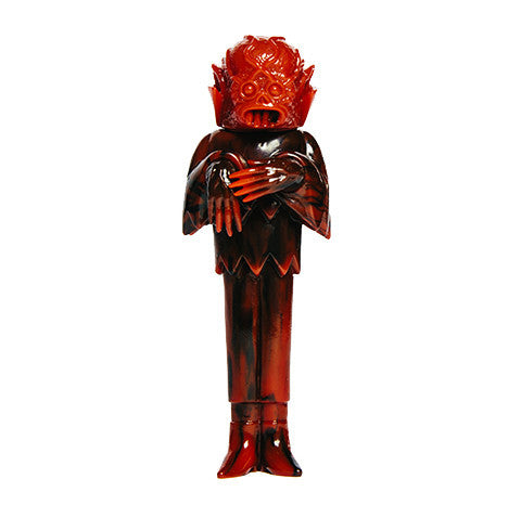 THE GHOUL SOFUBI : MOLTEN LAVA MARBLED