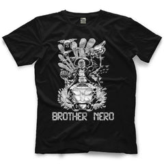 Brother Nero by Benjamin Marra, Apparel, Powerbomb, Justin Ishmael - Justin Ishmael