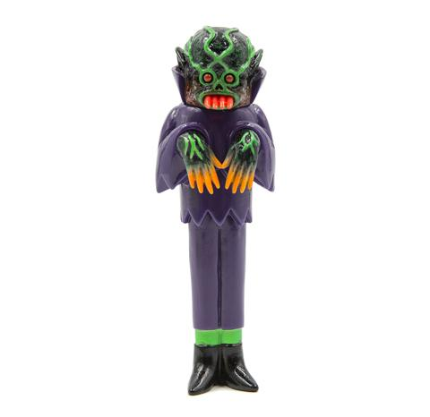 THE GHOUL SOFUBI: GRAVE DIGGER (PAINTED)