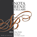 2014 Una Notte : Columbia Valley