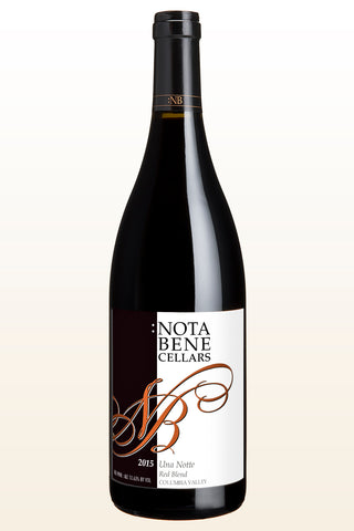 2015 :Nota Bene Una Notte : Columbia Valley