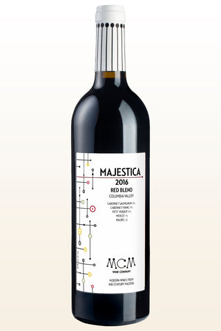 2016 MCM Majestica Red BDX Blend – Columbia Valley