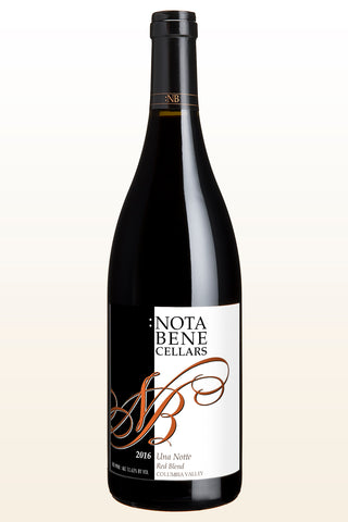 2016 :Nota Bene Una Notte : Columbia Valley