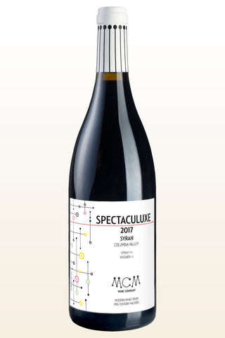 2017 MCM Spectaculuxe Syrah – Columbia Valley