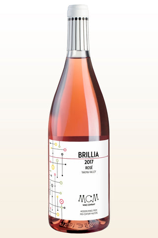 October 2019 Wine Special - The Last of 2017 MCM Brillia Rosé