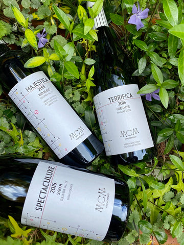 May 2020 Special Offer - A Trio from MCM Wine Company