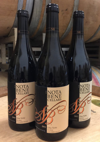 Una Notte Vertical : Columbia Valley - Special for Month of June
