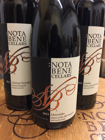 Trio of Heavy Hitting Reds - Special for Month of April 2019