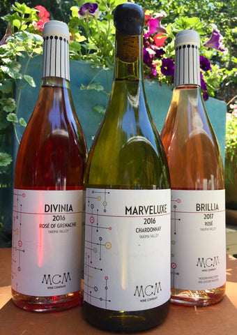 July Wine Special - A Trio of Summer Cellar Selections