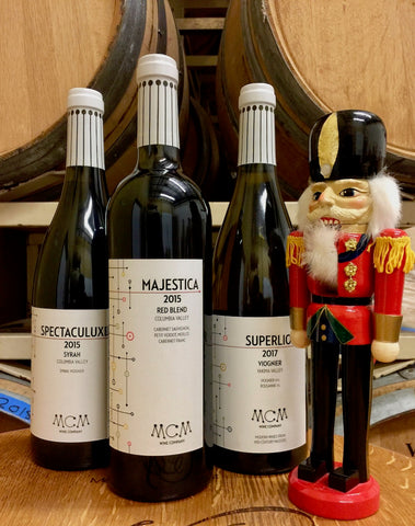 December 2019 Wine Special - A Trio of MCM Wines!