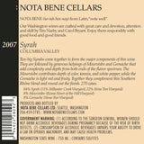 November 2019 Wine Special - Library Trio Vertical of Syrah