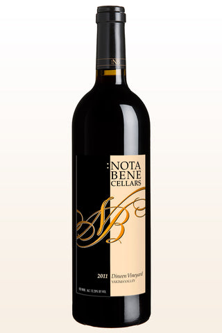 2011 Dineen Vineyard - Yakima Valley - November Wine Special
