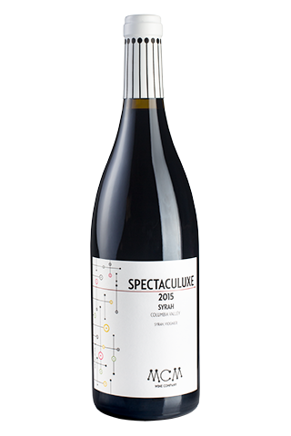 2015 MCM Spectaculuxe Syrah – Columbia Valley