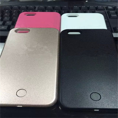 LED Selfie Phone Cover For Apple iPhone 6 6S Plus