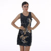 Women Butterfly Dress