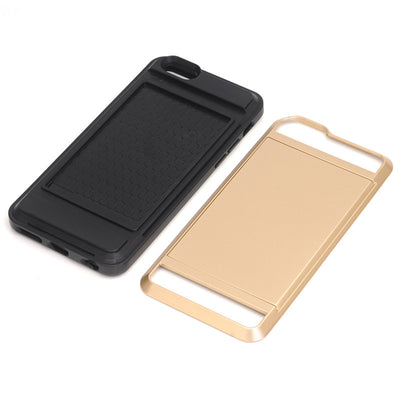 Luxury Card Slider iPhone Case