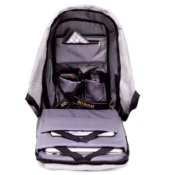 0ddce39d2b Best Anti-Theft USB Charging Travel Backpack - www.gobazzola.com