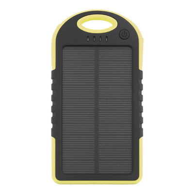 WATERPROOF SUPER SOLAR CHARGER