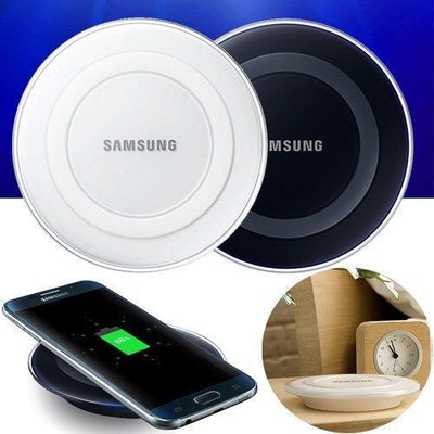 Genuine Qi Wireless Power Charger Charging Pad Receiver For SAMSUNG