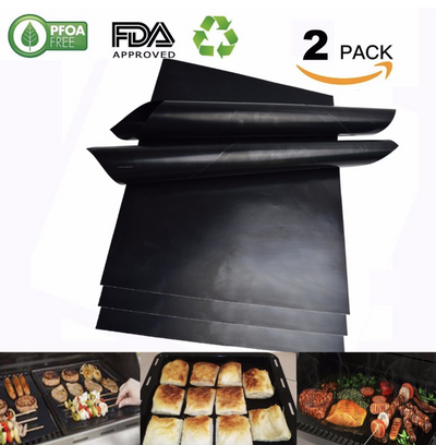 BBQ Grill Mat - Buy One Get One FREE!