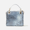 Rhinestone Denim Handbag