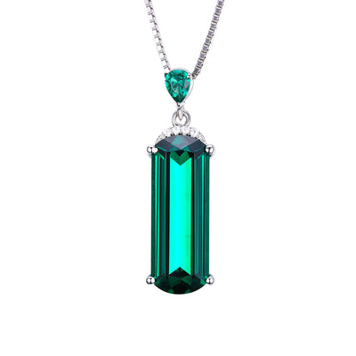 6ct Emerald Pendant