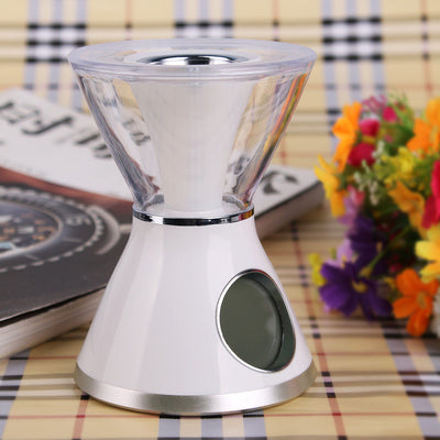 12/24-hour LCD Aromatherapy with Backlight Alarm Clock
