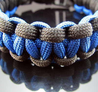 Survival Strap Lifesaving Bracelets Lock Rope