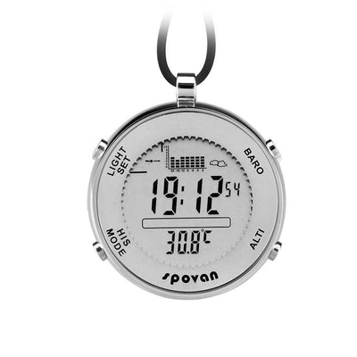 Climbing thermometer digital sport pocket watch