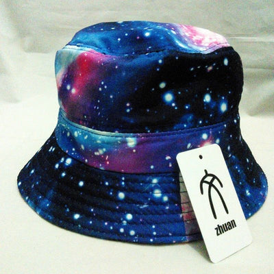 Boonie Galaxy Hunting Fishing Outdoor Cap Unisex