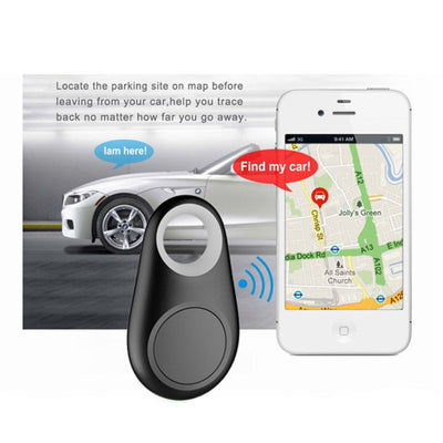 Bluetooth GPS Locator Tag