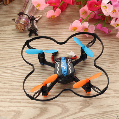 GYRO Mini RC Quadcopter/Drone 4D Stunt Fly Helicopter