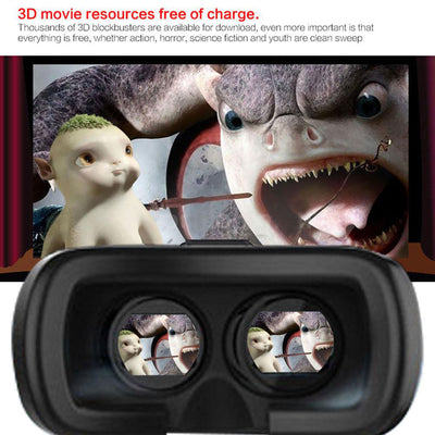 VR BOX Virtual Reality 3D Glasses Bluetooth