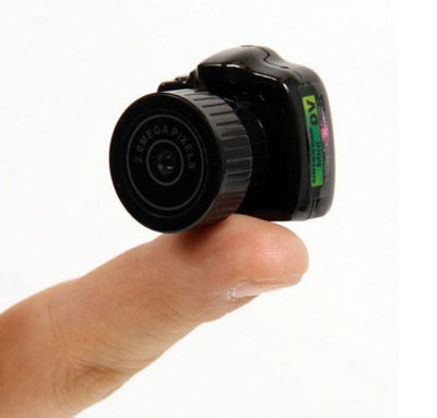 Smallest Video Recorder DVR Security Camera Spy
