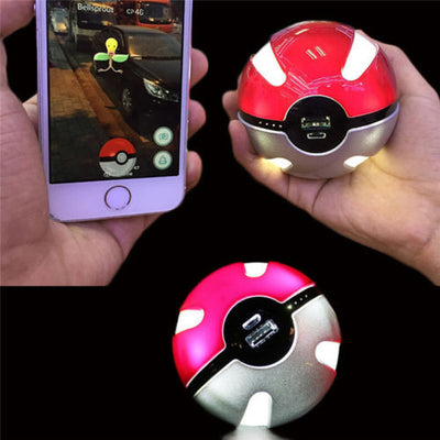 NEW POKEBALL CHARGER - 10000MAH