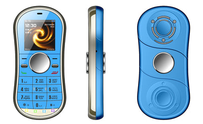 World's First Fidget Spinner Phone