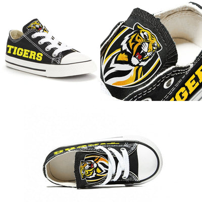 TIGERS SNEAKERS - KIDS SIZE