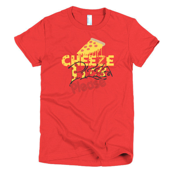 Cheeze Pizza - Women's T
